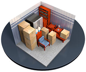 Complimentary Moving Service with rental of Indoor Storage Unit