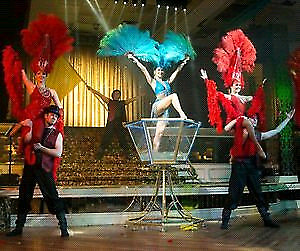 Dance & Circus Entertainment for your event. Book now.