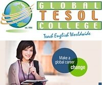 Work, Travel, Teach & Get Paid  - Get TESOL Certified Now