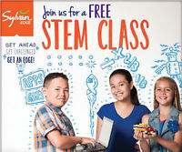 Free STEM at Sylvan