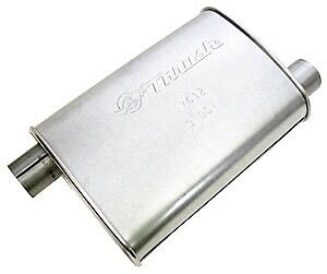 Thrush turbo 2.5 inch in/out