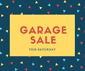 Moving House Garage Sale Saturday 22nd July Emerald Cardinia Area Preview
