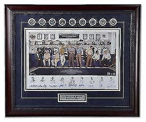 TORONTO MAPLE LEAFS MEMORABILIA - CAPTAIN'S ROW