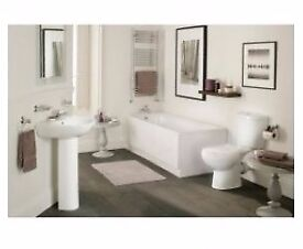 Complete Bathroom Suite for £283