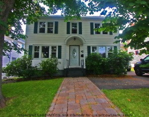 BEAUTIFUL HOME ON THE PENINSULA - WEST/SOUTH END HALIFAX