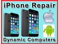 Professional Repair from £10 iPhone 6S 6 5C 4 Screen Glass iPad Samsung Sony PS3 Laptop iRepair Shop