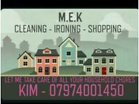 M.E.K CLEANING
