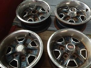 "14"" cutlass rally wheels London Ontario image 1"