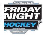 Prince Edward County Men's Hockey League 18+
