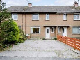 3 bed terraced house for sale, Castle Douglas, Dumfries, No Chain