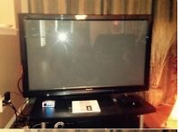 50' Panasonic TV HD
