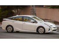 NEW TOYOTA PRIUS x Hire - £160/w - Rent a PCO Car Uber Ready in Central London
