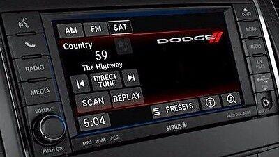 Jeep Dodge Chrysler MyGig Radio CD DVD Low RBZ PATRIOT CHALLENGER 430 CHARGER