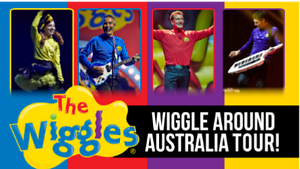 Wanted Please! 1 Wiggles ticket to 2:30 show Newcastle Medowie Port Stephens Area Preview