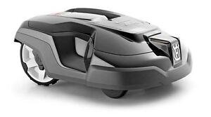** 2017 HUSQVARNA 315 AUTO MOWER robotic**