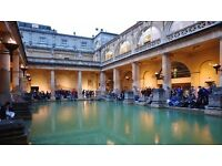 MUSEUMS AT NIGHT: LIGHTING UP THE GREAT BATH