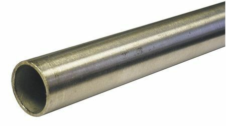 "ZORO SELECT 5LVL9 7/8"" OD x 6 ft. Welded 304 Stainless Steel Tubing"