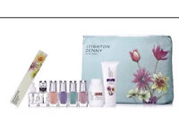 Brand new limited edition Leighton Denny nail collection