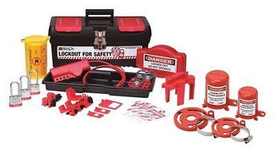 Brady 105956 Portable Lockout Kitelectricalvalve19