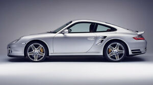 2007 Porsche 911 Turbo Coupe (2 door)