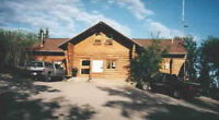 Hunting and Fishing Lodge For Sale