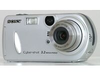 Sony DSC-P72 Digital Camera