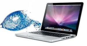 Macbook WATER Damage Repair for a LOWER PRICE! Inquire now!