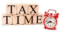 Get your taxes done before the deadline