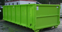 $79 Disposal bin Rental plus $79 tonDisposal bins team Miss X
