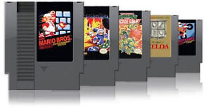 Looking to Buy Original Nintendo games