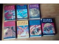 """""""Harry Potter"""" Book Series"""