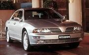 Mitsubishi Verada Parts