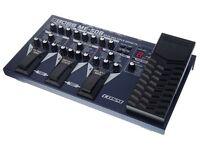 Boss ME50b bass multi effects