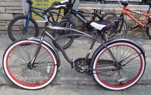 """Vélo vintage huffy cranebrook 19""""/ VENEZ PROFITER DE NOTRE PROMOTION DE 25% SUR NOS VÉLOS"""
