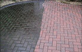 Pressure Washing Service for driveways. General Garden work. Free Pricing. Payment on completion.