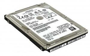 "Hitachi 500GB 2.5"" 5400 RPM (5K750-500) - SATA 3Gb/s - Hard Drive"