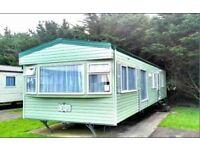 Caravan hire - 7 berth, Newquay Holiday Park