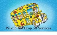 Before and After School - Pick up and Drop off Services
