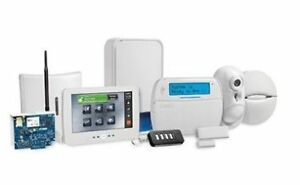 Alarm security CCTV camera system