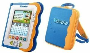 VTech VReader Animated E-Book System with Storage Case