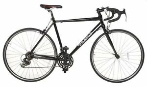 Vilano 21 Speed Shimano Aluminum Road Bike (Black, 58cm/Large)