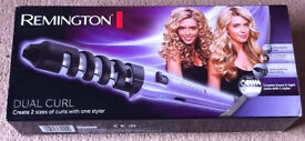 Remington Dual Curl Hair Curlers brand new with box