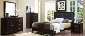 New Queen or Double/Full Bedroom Set Regular $1799 Now just $1399 taxes included