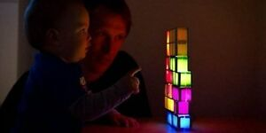 LED Tetris DIY Creative ConstructibleGame Style Stackable Lamp!! Kitchener / Waterloo Kitchener Area image 6