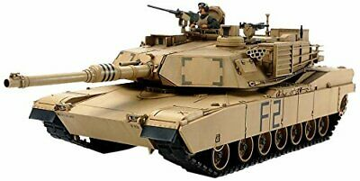 Tamiya 1/48 Military Miniature Series No.92 US Army M1A2 Abrams tanks Plastic for sale  Shipping to Canada