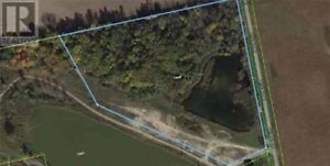 17 Acre Vacant Land For Sale!!