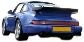 New Porsche 911 964 89-94 Rear Turbo Race Tail Light Set Euro 96463115901