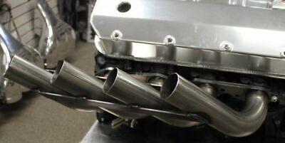 Zoomies Headers BB Chevy 2-1/4
