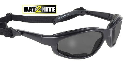 New Pacific Coast Day 2 Night Freedom Photochromatic Goggles Float Watercraft