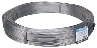 Bekaert 118141 4000 Ft Coil 12.5 Gauge Class 3 High Tensile Fencing Fence Wire